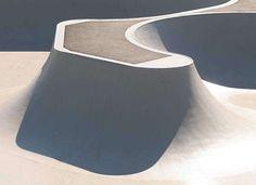 """Image Spark Image tagged """"organisch"""", """"vorm"""" jamespjordan #skateparks #concrete #landscapes"""
