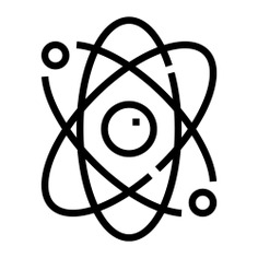 See more icon inspiration related to Electron, atomic, physics, nuclear, education and science on Flaticon.