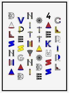 MAGICO Typeface on Behance
