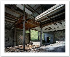 http://www.tochtermann.fr/files/gimgs/51_abandoned.jpg #abandoned #architecture #structure