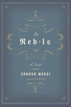 The Book Cover Archive: The Rebels, design by Peter Mendelsund #cover #book