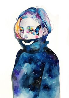 WATERCOLOR ILLUSTRATIONS BY KAZEL LIM