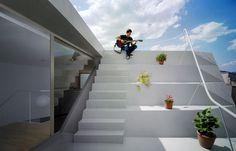 Lude House by Grupo Aranea in Murcia, Spain