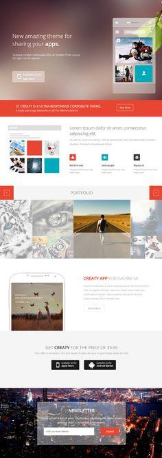 website, minimalist, minimal, concept, joomla #website #concept #minimal #joomla #minimalist
