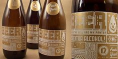 Beer - TheDieline.com - Package Design Blog #beer