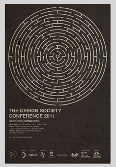 Design Boundaries #print #poster