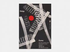 Display   Eurax 3 Geigy   Collection #geigy