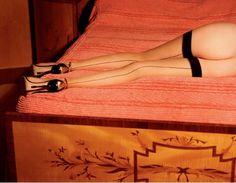 Art Direction | The Imagist #nylons #legs