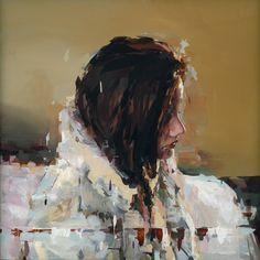 2009 : JOSHUA BRONAUGH #bronaugh #joshua #portrait #painting #art