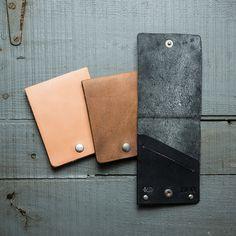 Jasper Card Wallet #wallet #leather