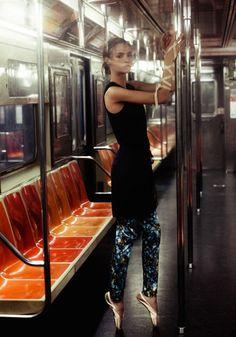 Amanda Norgaard by Marco Trunz #fashion #photography #inspiration