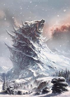 Grizzly Mountain, Mariusz Gandzel