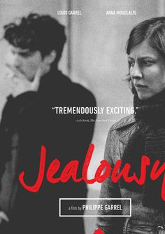 Jealousy #cover #film #poster #dvd