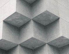 bakmaya değer. #cubes #white #black #architecture #and