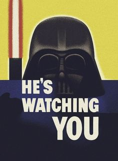 i like that #poster #retro #star wars #darth vader