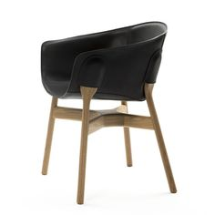 Discipline - Pocket Sessel, schwarz - Seite, Einzelabbildung #chair