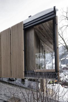 CJWHO ™ (Haus Walde / Gogl Architekten) #austria #architects #design #interiors #photography #architecture #gogl