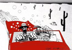 fear-and-loathing-icon-red.jpg (518×364) #ralph steadman #fear #and #loathing #in #las #vegas