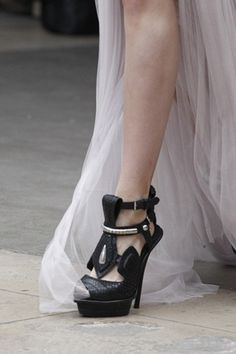alexander mcqeen, fall 2011 #heels