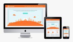 Freeholdr Branding, website and web-app design