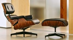 WANKEN - The Blog of Shelby White » Approaching Design: Eames Lounge Chair #miller #chair #charles #ray #vintage #herman #eames