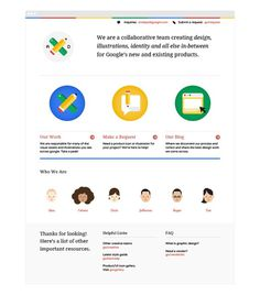 google 04 #primary #website #minimal #google #web