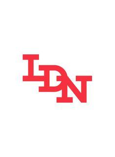 LDN #red #slab serif #ligatures #designbyface
