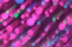 NOW! | Flickr - Photo Sharing! #pink #lights #blurred