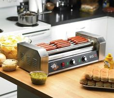 Big 12 Hot Dog Roller #gadget #home
