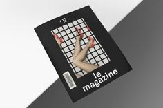 nassimbouaza: Brand new siiick lemagazine #print
