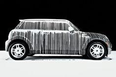 Merde! - Art (via edgina) #cooper #cars #art #mini