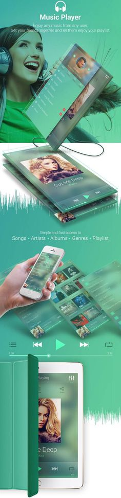 Music Player by Siju Alex
