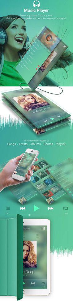 Music Player by Siju Alex