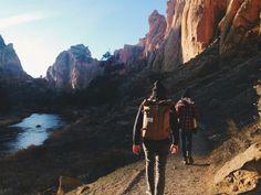 Likes | Tumblr #mountains #hiking