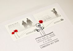 Australia Post Remembrance Day : ... #post #stamp #stamps #postage #philatelic