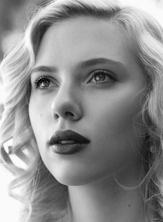 Scarlett Johansson by Craig McDean - Touchpuppet #face #portrait #female