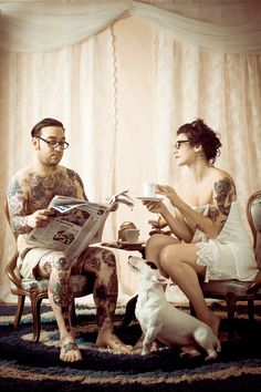 © Pelayo González #photography #tattoos #portrait