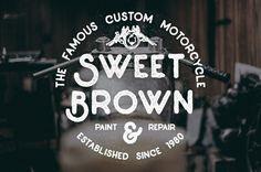 Sweet Brown Paint & repair
