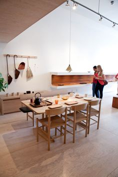 Add Some Warmth: 12 Plywood Interiors Photo #& #cold #out #warm #plywood #inside