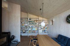 HONZ by Akasaka Shinichiro Atelier #minimalist house #minimalist architecture