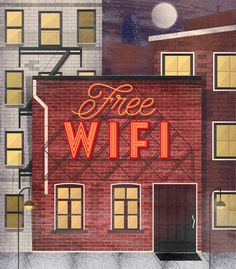 Free Wifi #wifi