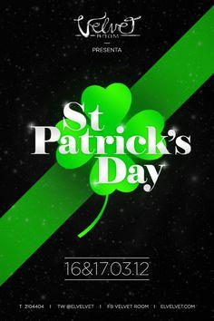 St Patrick\'s Day Flyer