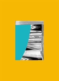 Jack Walsh #yellow #jack #art #blue #collage #scan #walsh