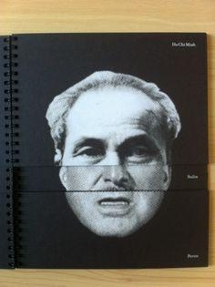 THE BOOK OF DICTATORS #screen print #black #play #dictators