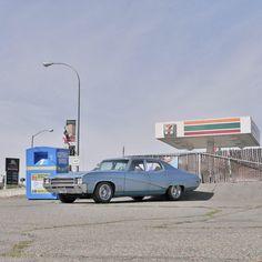 Urban Sprawl: Minimalist Landscape Photography by Emmanuel Monzon