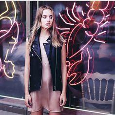Likes | Tumblr #fashion #model #neons