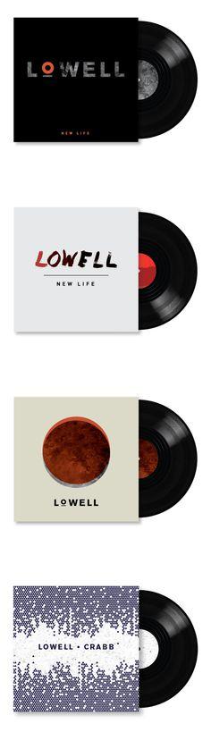 Lowell Crabb Album Cover music1