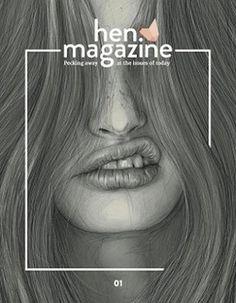 Hen Magazine (Suède / Sweden) #cover #magazine