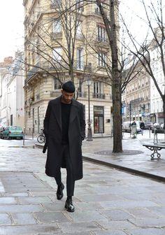 Les Freres Joachim #style #black #apparel