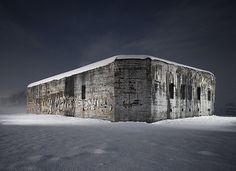 Abandoned Bunkers | Fubiz™ #abandoned #bunker
